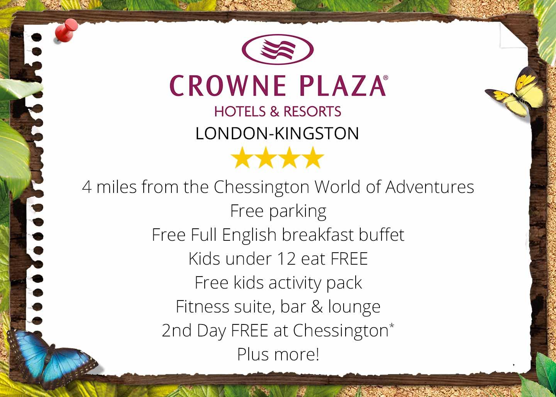 Crowne Plaza London-Kingston