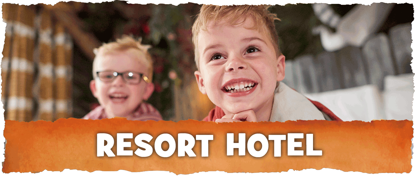 Chessington Resort Hotels