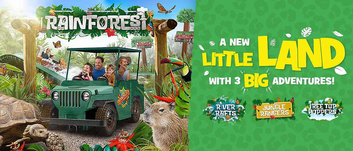 New news at Chessington