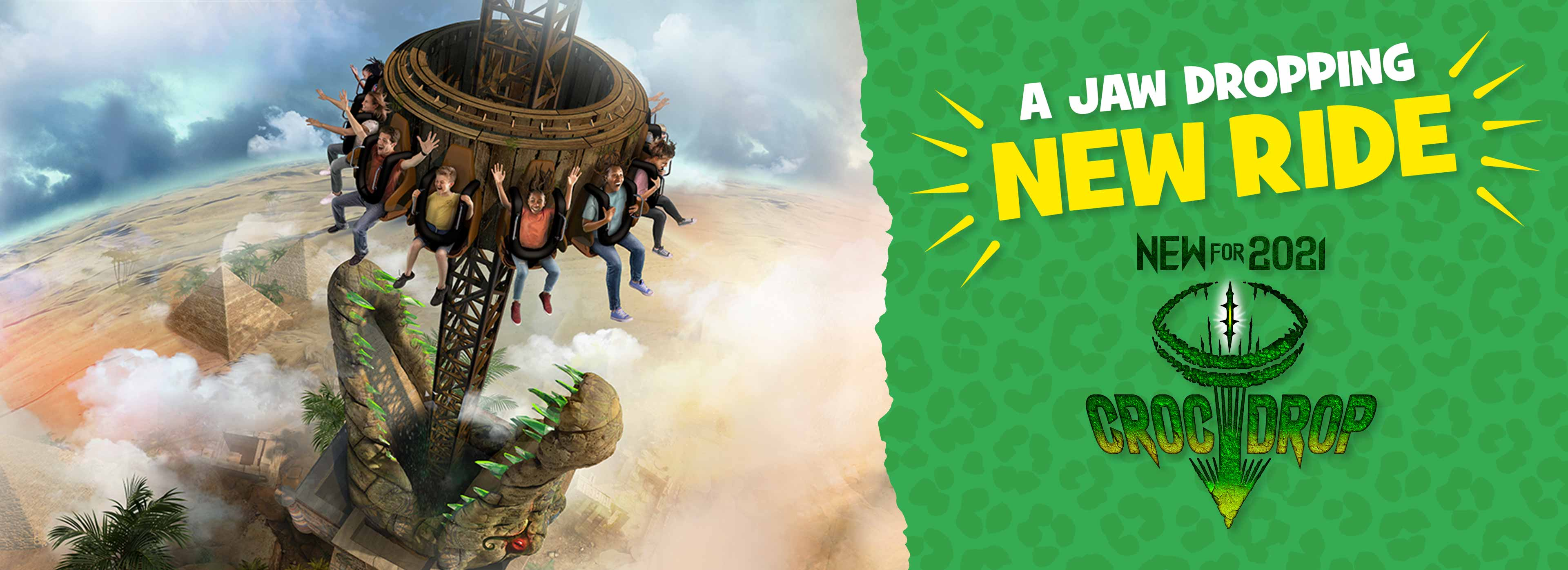 Answer the call of the wild with Chessington Holidays