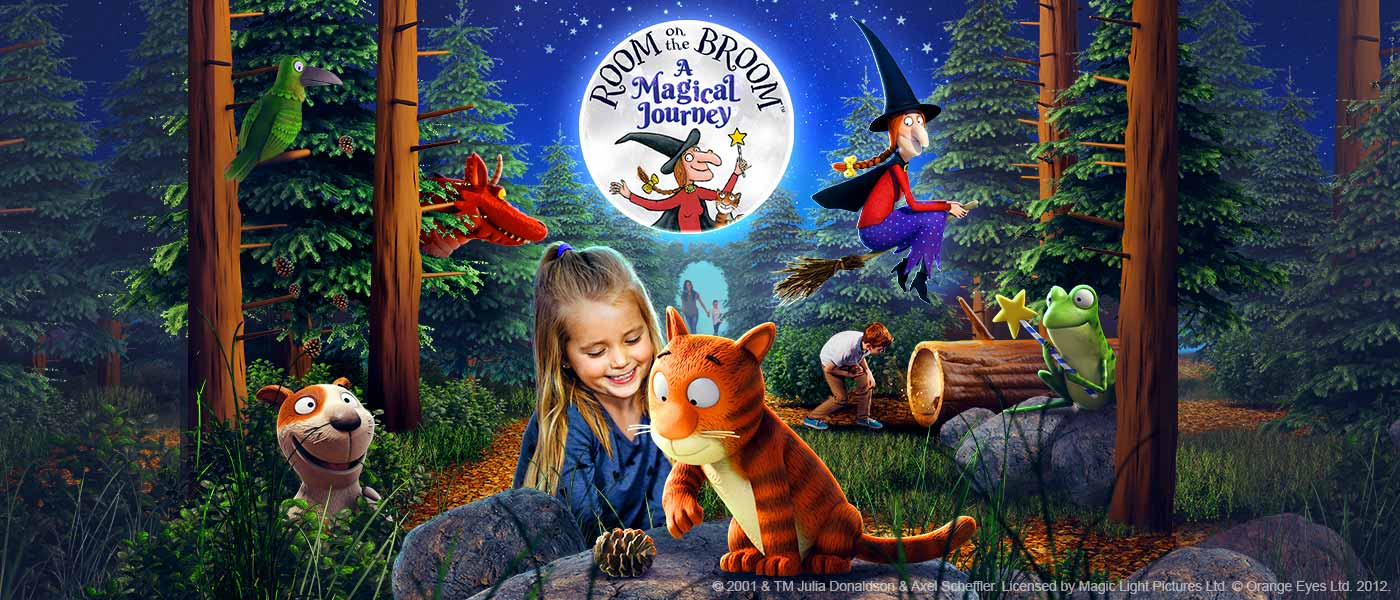 Room on the Broom at Chessington World of Adventures