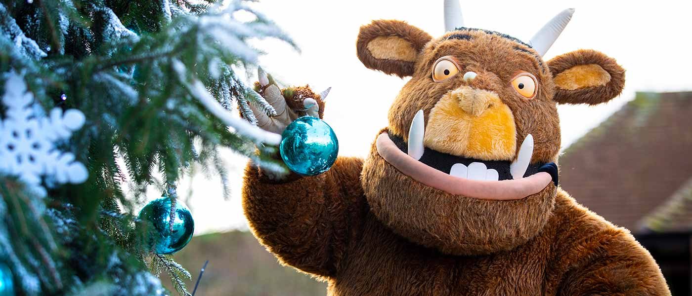 Christmas with The Gruffalo at Chessington