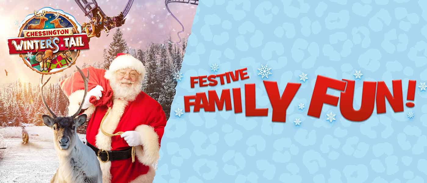Father Christmas Sleepovers in 2020 at the Chessington World of Adventures