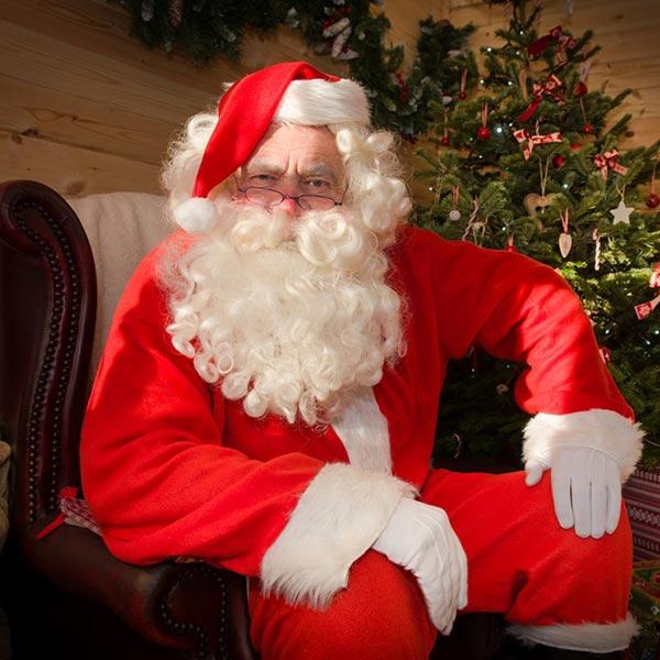 Father Christmas Chessington Resort