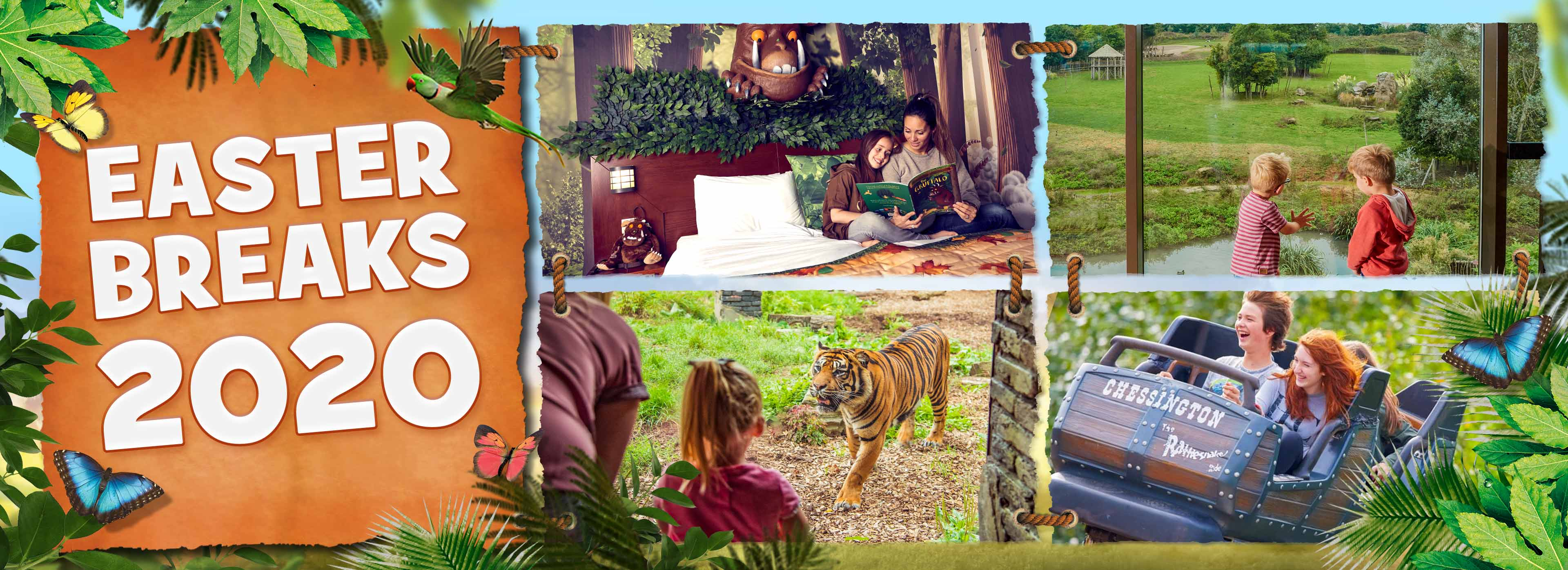 2020 Easter Breaks with Chessington Holidays