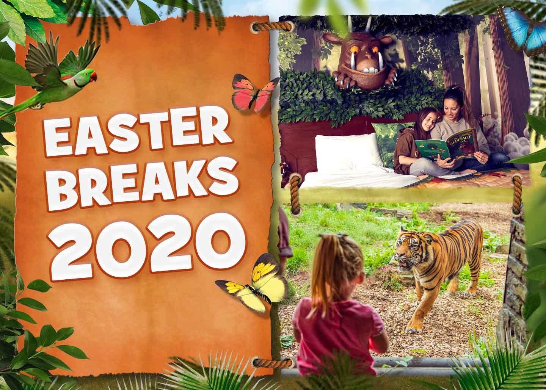 Easter Breaks 2020 at Chessington Resort