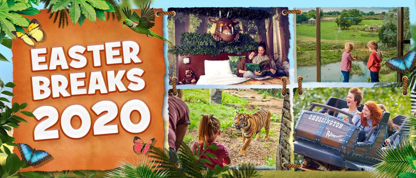Easter Holidays 2020 at Chessington World of Adventures Resort
