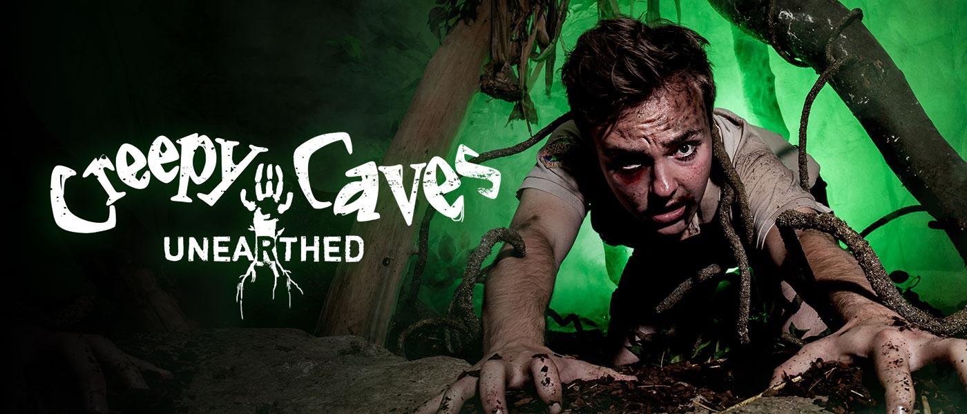 Creepy Caves at Chessington World of Adventures Resort