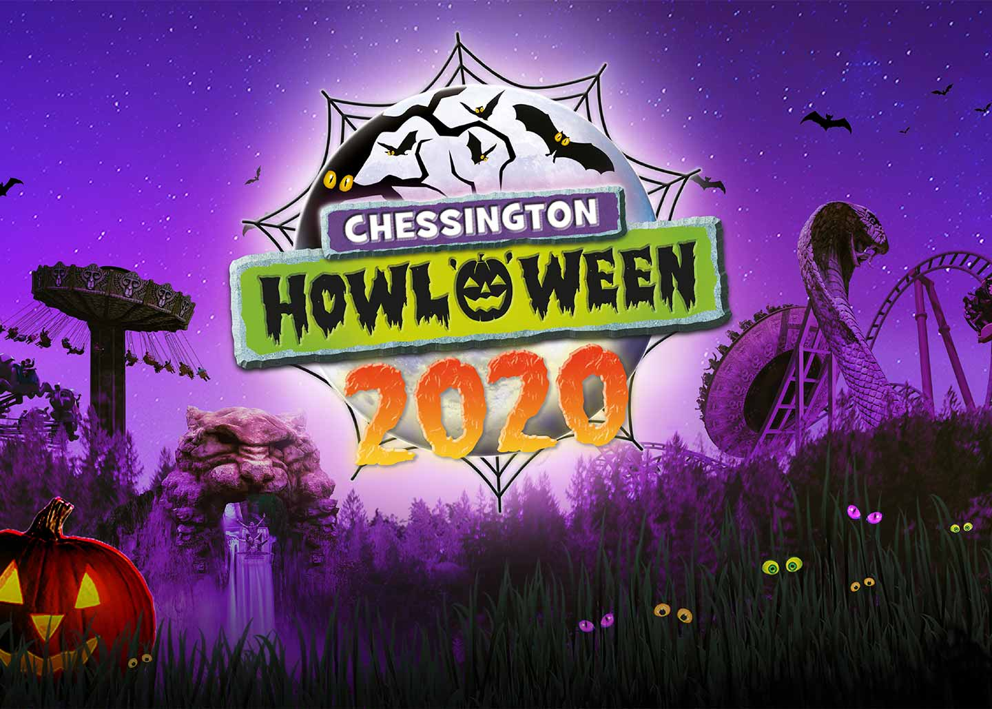 Halloween at Chessington World of Adventures 2019