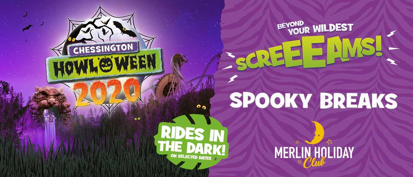 Halloween event at Chessington World of Adventures Resort