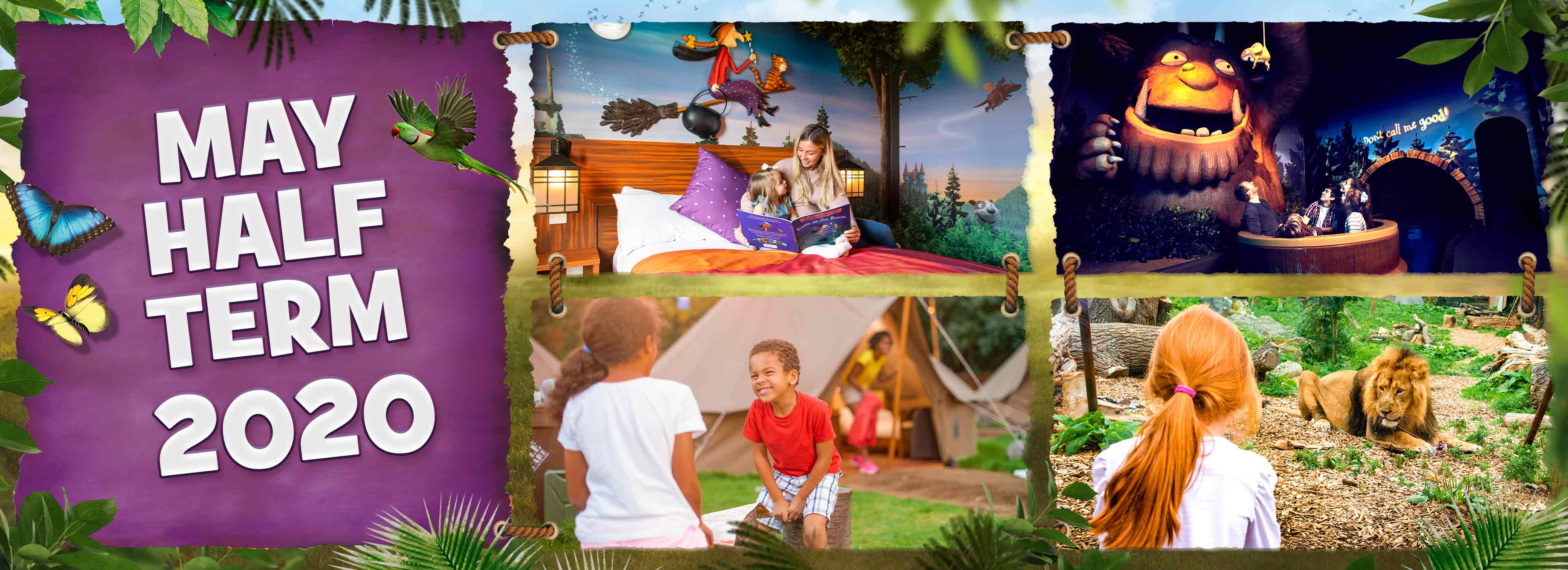 May Half Term at Chessington World of Adventures Resort