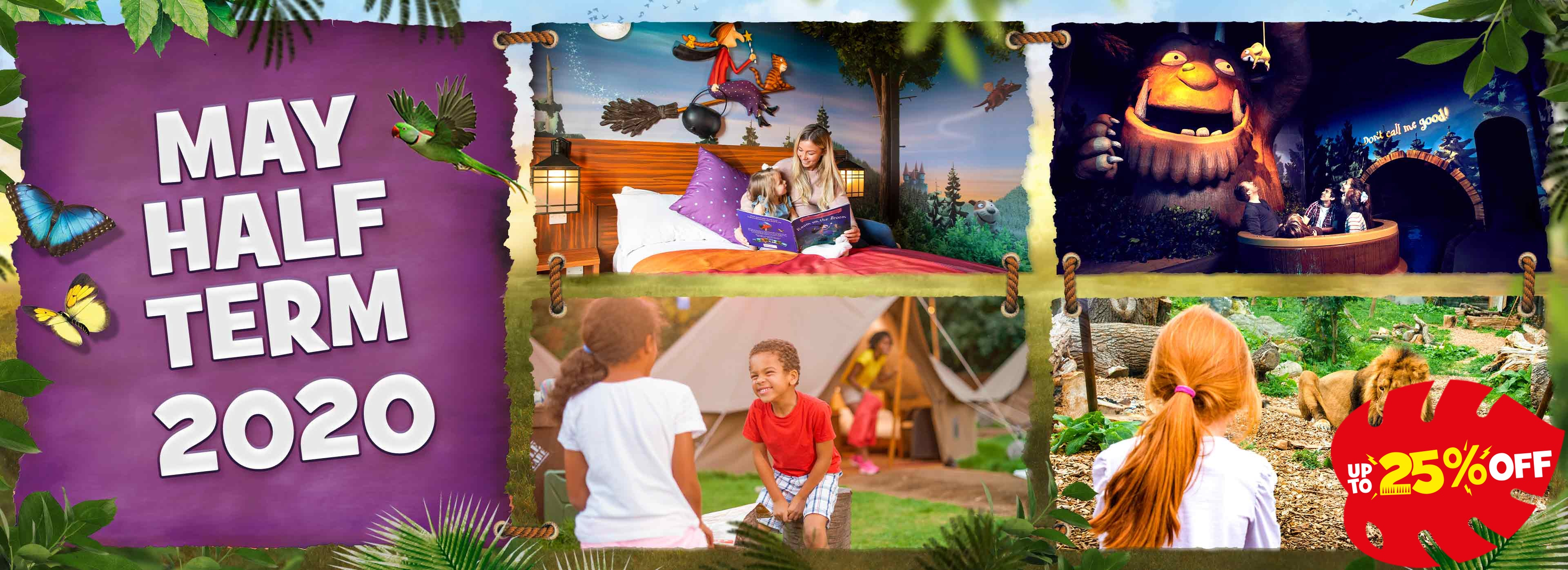 May Half Term 2020 at Chessington World of Adventures Resort