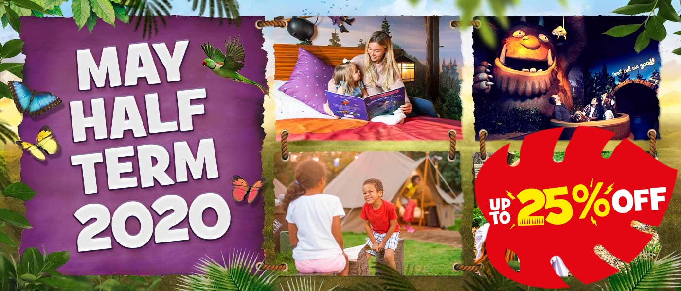 May Half Term 2020 at Chessington