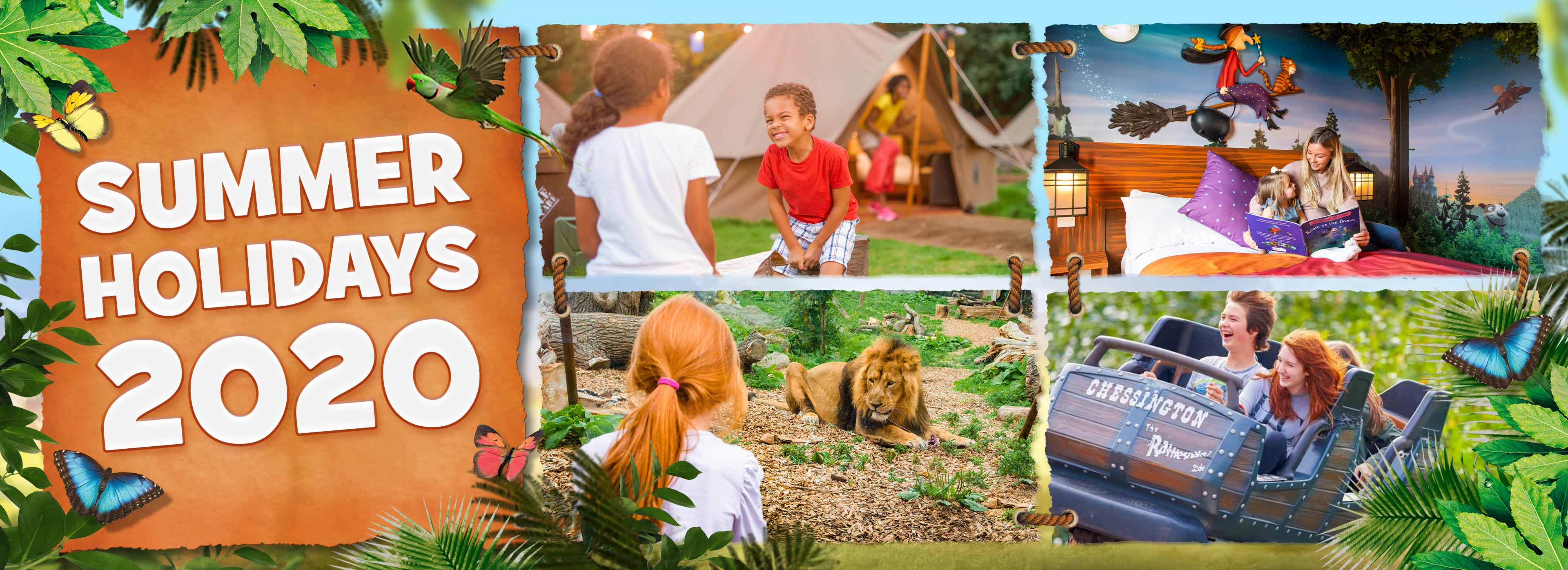 Summer Holidays at Chessington World of Adventures Resort