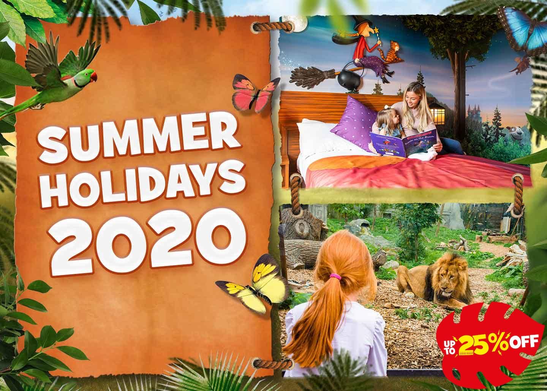 Summer Holidays 2020 at Chessington World of Adventures Resort