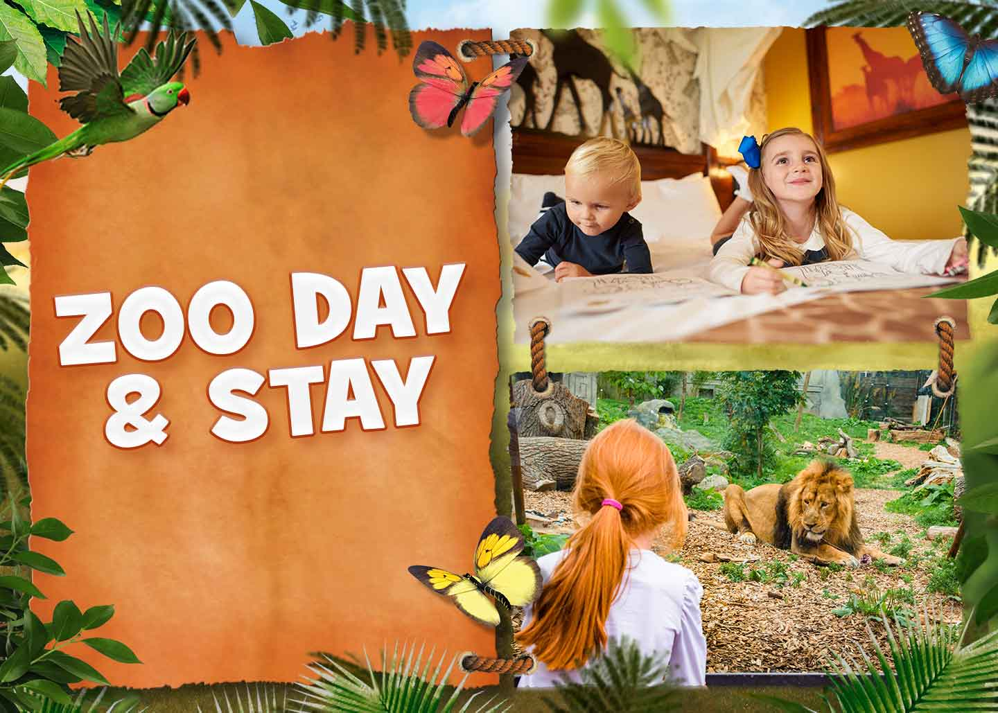 Zoo Day and Stay at Chessington Resort 2020